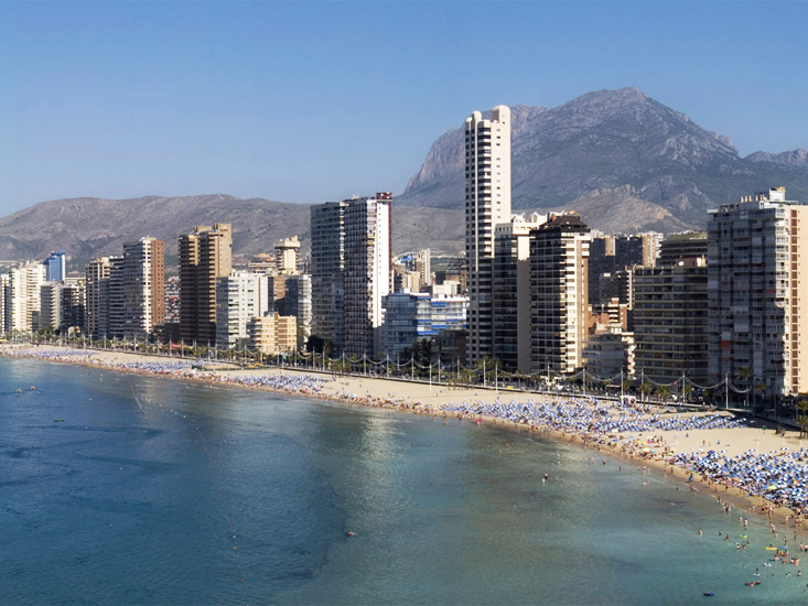 Benidorm - Top 10 Hotels