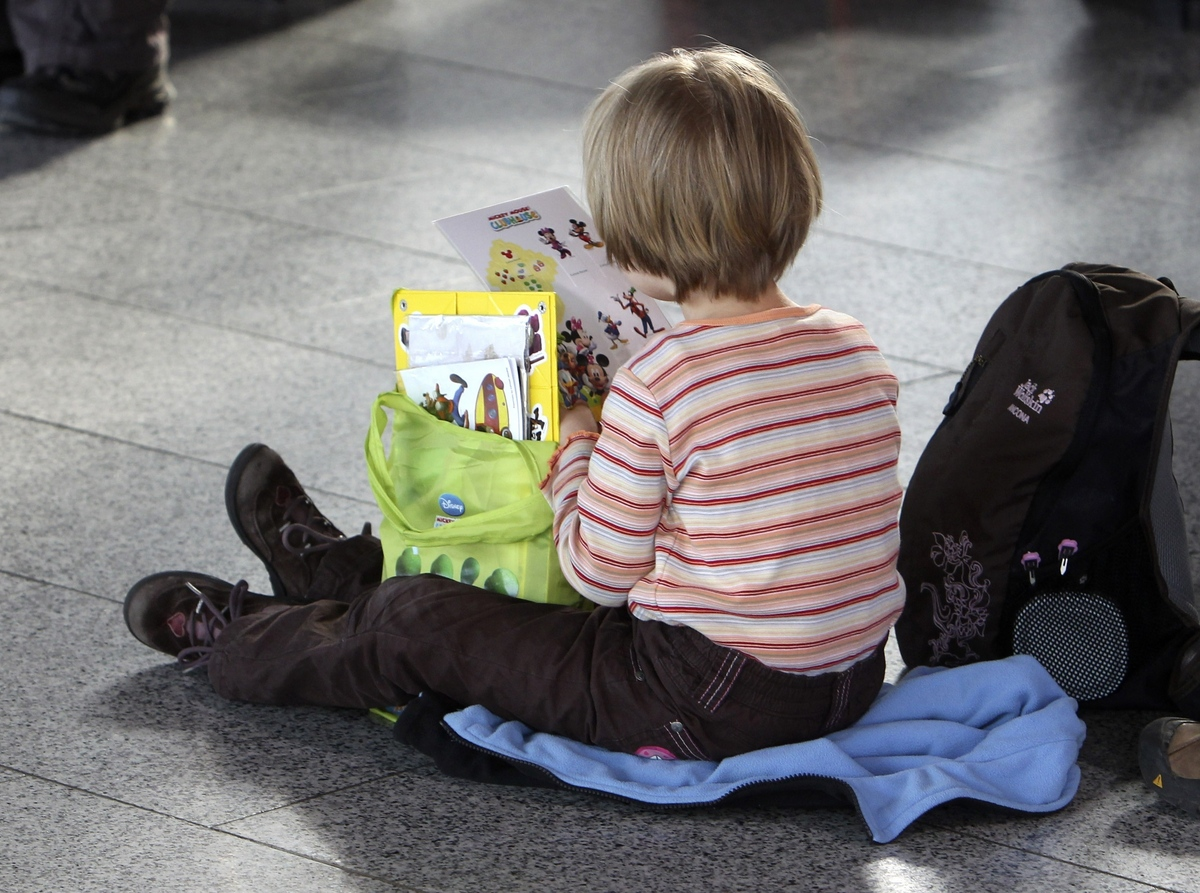 The HPS Guide to Travelling with Children