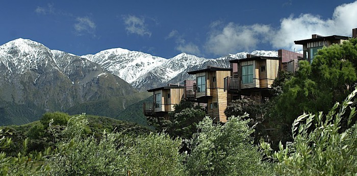 Hapuiku Lodge, New Zealand
